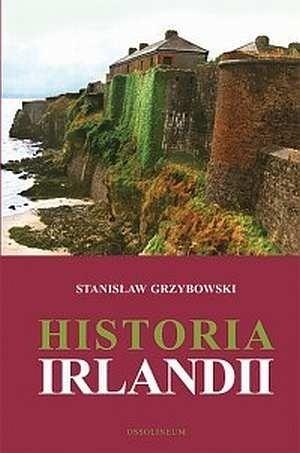 Okładka książki Historia Irlandii