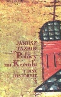 Okładka książki Polacy na Kremlu i inne historyje