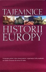 Okładka książki Tajemnice historii Europy