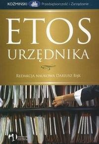 Okładka książki Etos urzędnika