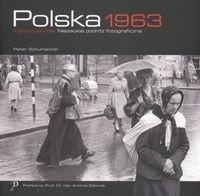 Okładka książki Polska 1963 Niezwykła podróż fotograficzna
