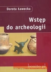 Okładka książki Wstęp do archeologii