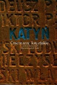Okładka książki Katyń. Cmentarze katyńskie