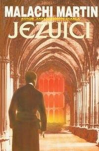 Okładka książki Jezuici