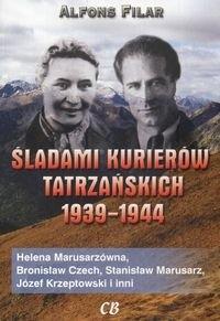 Okładka książki Śladami kurierów tatrzańskich 1939-1944