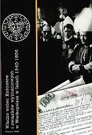 Okładka książki Władze wobec Kościołów i związków wyznaniowych w Wielkopolsce w latach 1945-1956