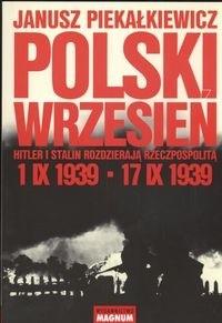Okładka książki Polski wrzesień. Hitler i Stalin rozdzierają Rzeczpospolitą