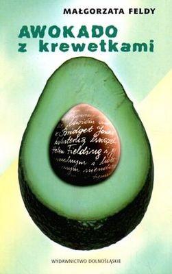 Okładka książki Awokado z krewetkami