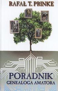Okładka książki Poradnik genealoga amatora