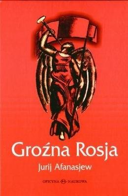 Okładka książki Groźna Rosja