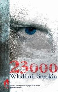 Okładka książki 23000