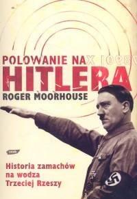 Okładka książki Polowanie na Hitlera