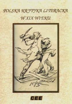 Okładka książki Polska krytyka literacka w XIX wieku