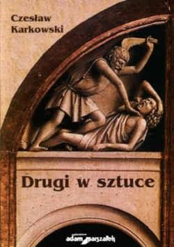 Okładka książki Drugi w sztuce