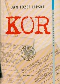 Okładka książki KOR t.10 /Relacje i wspomnienia Tom 10