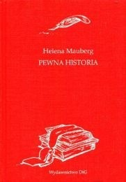 Okładka książki Pewna historia