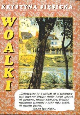 Okładka książki Woalki
