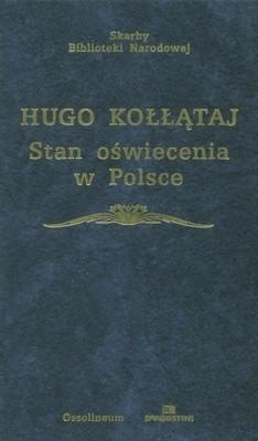 Okładka książki Stan oświecenia w Polsce