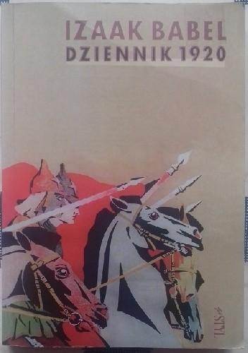 Okładka książki Dziennik 1920
