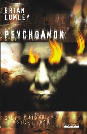 Okładka książki Psychoamok