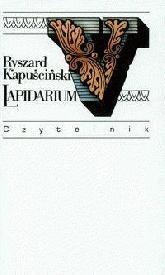Okładka książki Lapidarium V