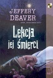 Okładka książki Lekcja jej śmierci