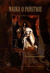 Okładka książki Nauka o państwie