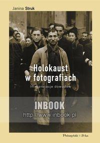 Okładka książki Holokaust w fotografiach