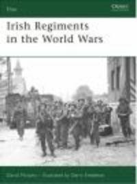 Okładka książki Irish Regiments in the Wars