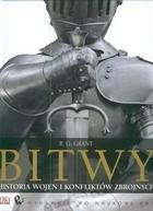 Okładka książki Bitwy Historia wojen i konfliktów zbrojnych