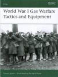 Okładka książki World War I Gas Warfare Tactics