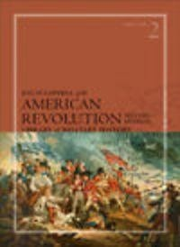 Okładka książki Encyclopedia of the American Revolution 3 vols