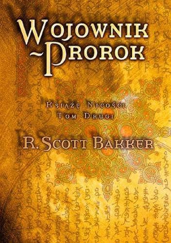 Okładka książki Wojownik-Prorok