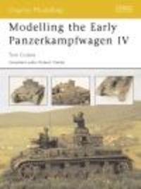 Okładka książki Modelling the Early Panzerkampfwagen IV