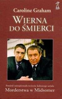 Okładka książki Wierna do śmierci