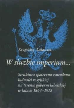 Okładka książki W służbie imperium...