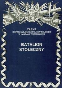 Okładka książki Batalion stołeczny