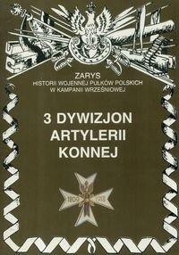 Okładka książki 3 Dywizjon Artylerii Konnej
