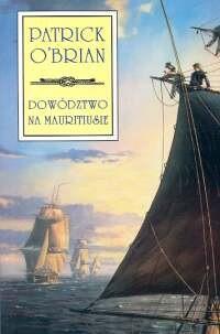 Okładka książki Dowództwo na Mauritiusie
