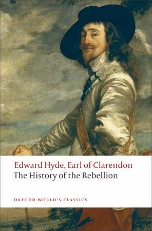 Okładka książki History of the Rebellion