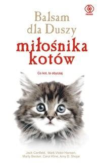 Okładka książki Balsam dla duszy miłośnika kotów