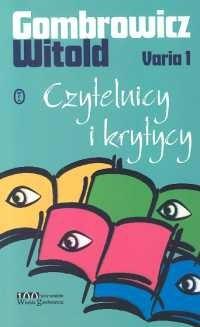 Okładka książki Czytelnicy i krytycy