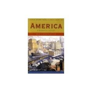 Okładka książki America