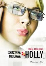 Okładka książki Skrzynka mejlowa Holly