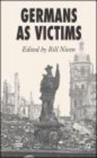Okładka książki Germans as Victims