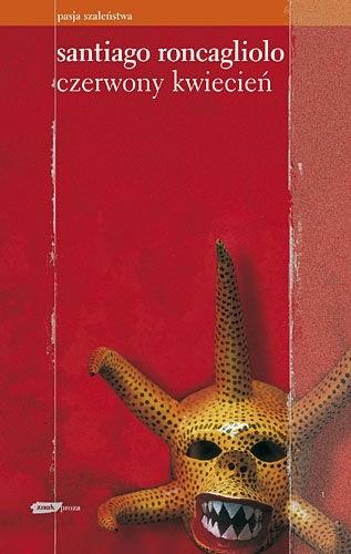 Okładka książki Czerwony kwiecień