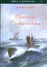Okładka książki Operacja Paukenschlag