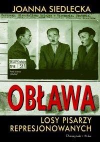 Okładka książki Obława. Losy pisarzy represjonowanych