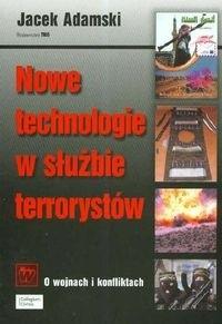 Okładka książki Nowe technologie w służbie terrorystów