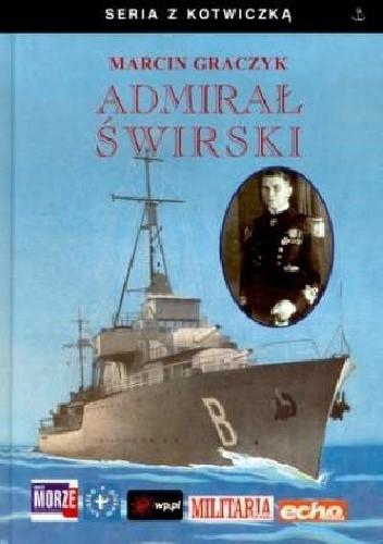 Okładka książki Admirał Świrski